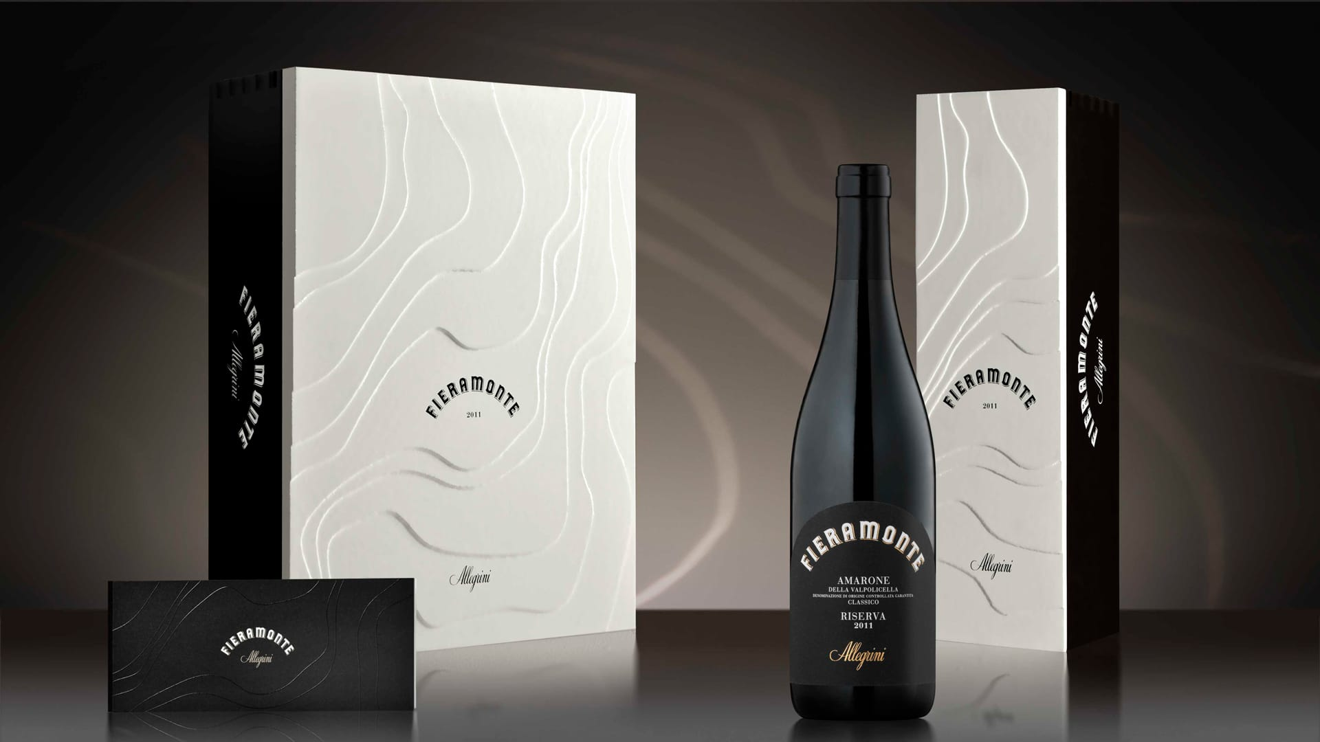 SGA | Distillerie Franciacorta bottle design