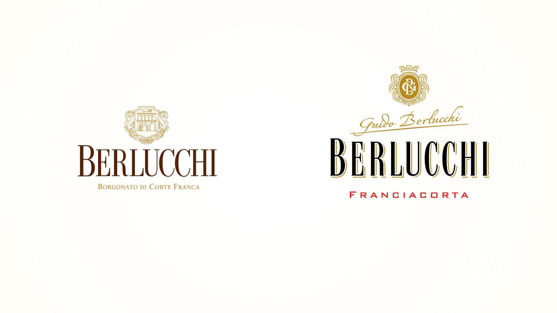 Guido Berlucchi restyling brand