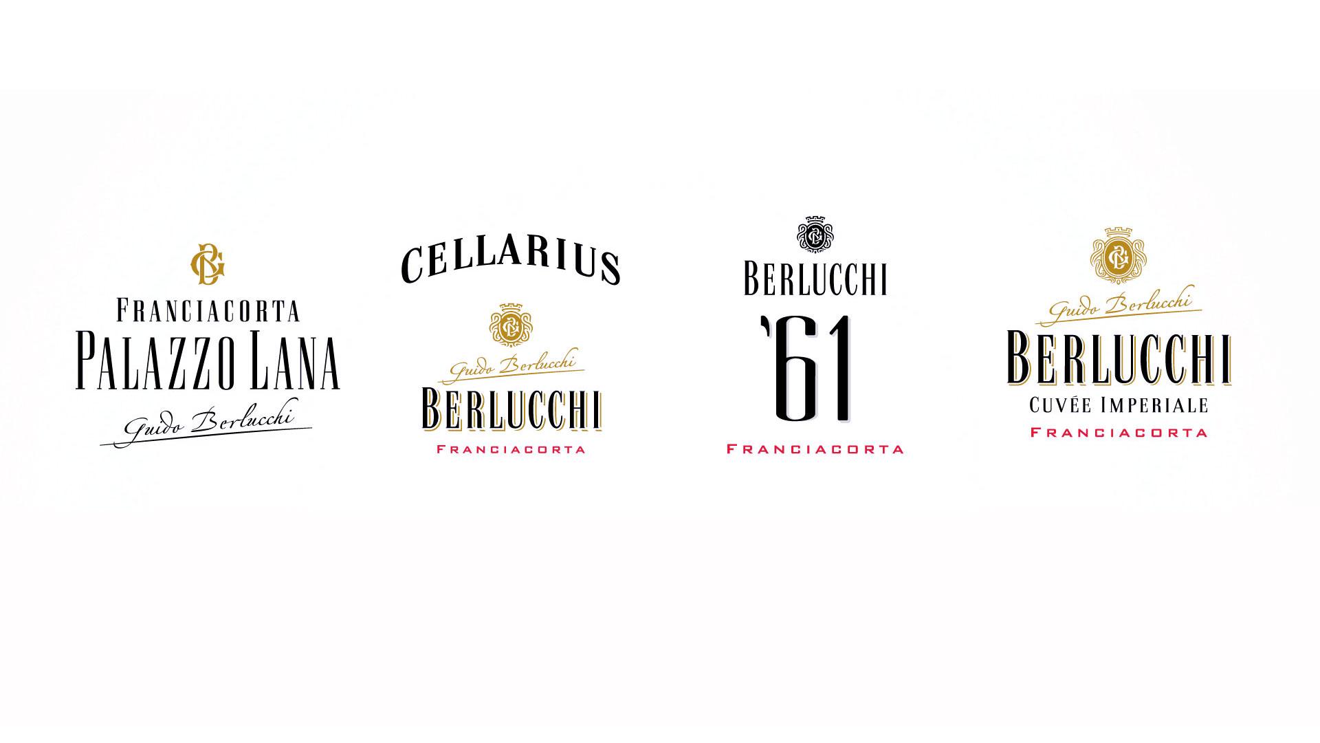 Guido Berlucchi linea brands