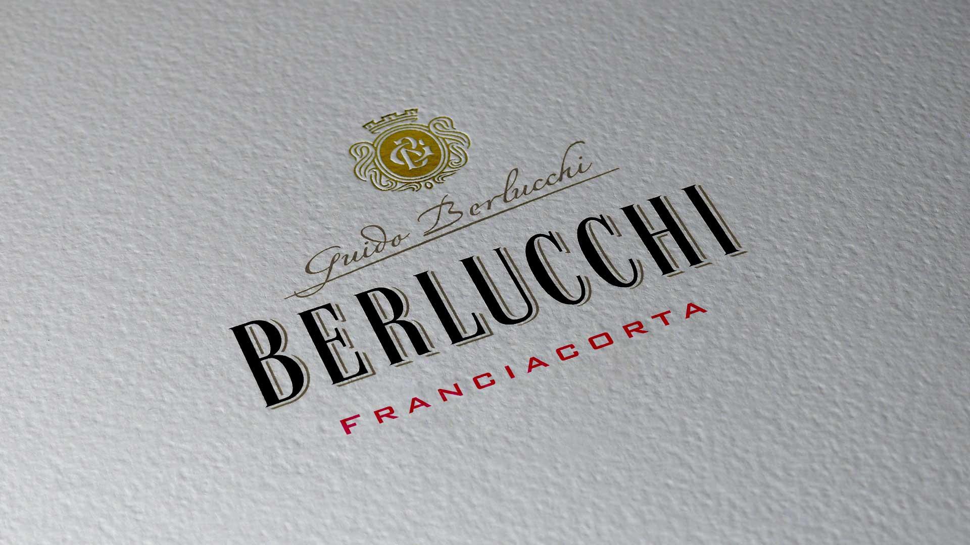 Guido Berlucchi applicazione brand