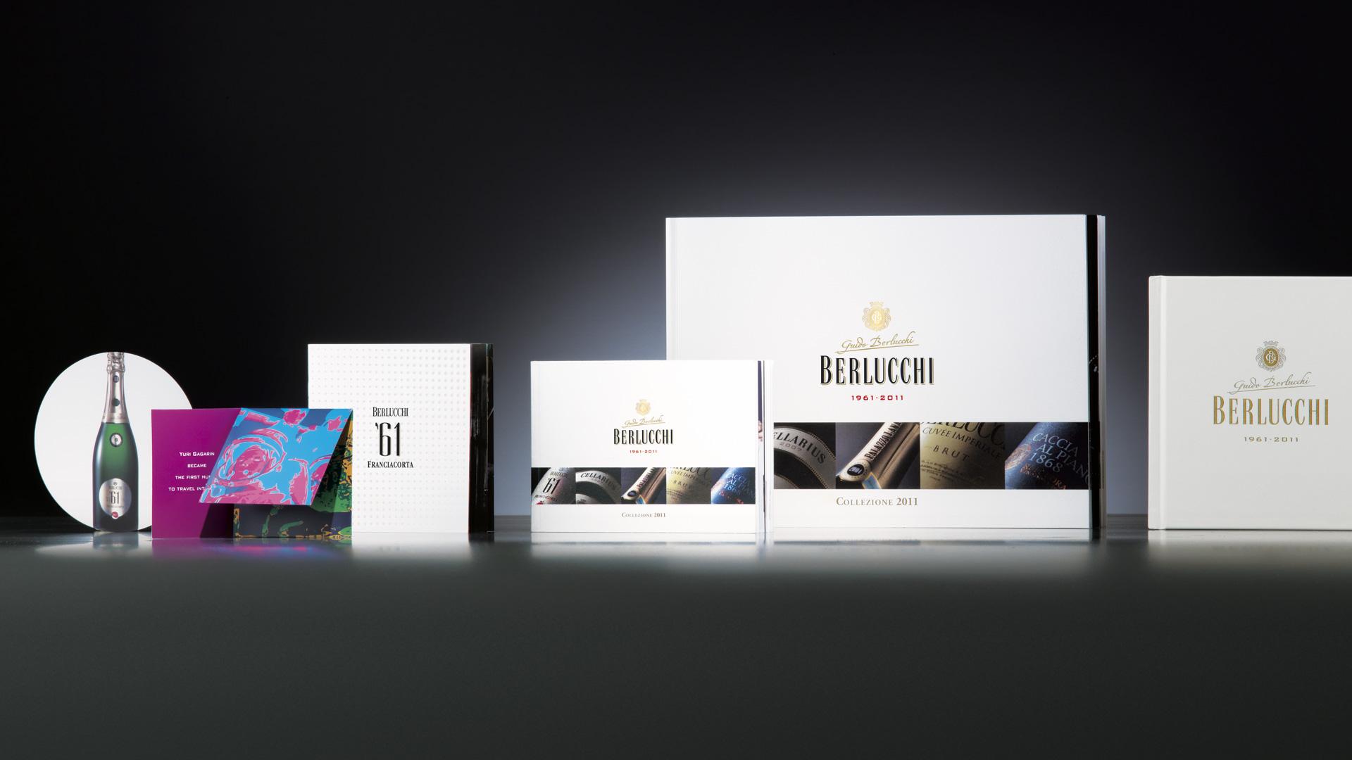 Berlucchi editoria global design