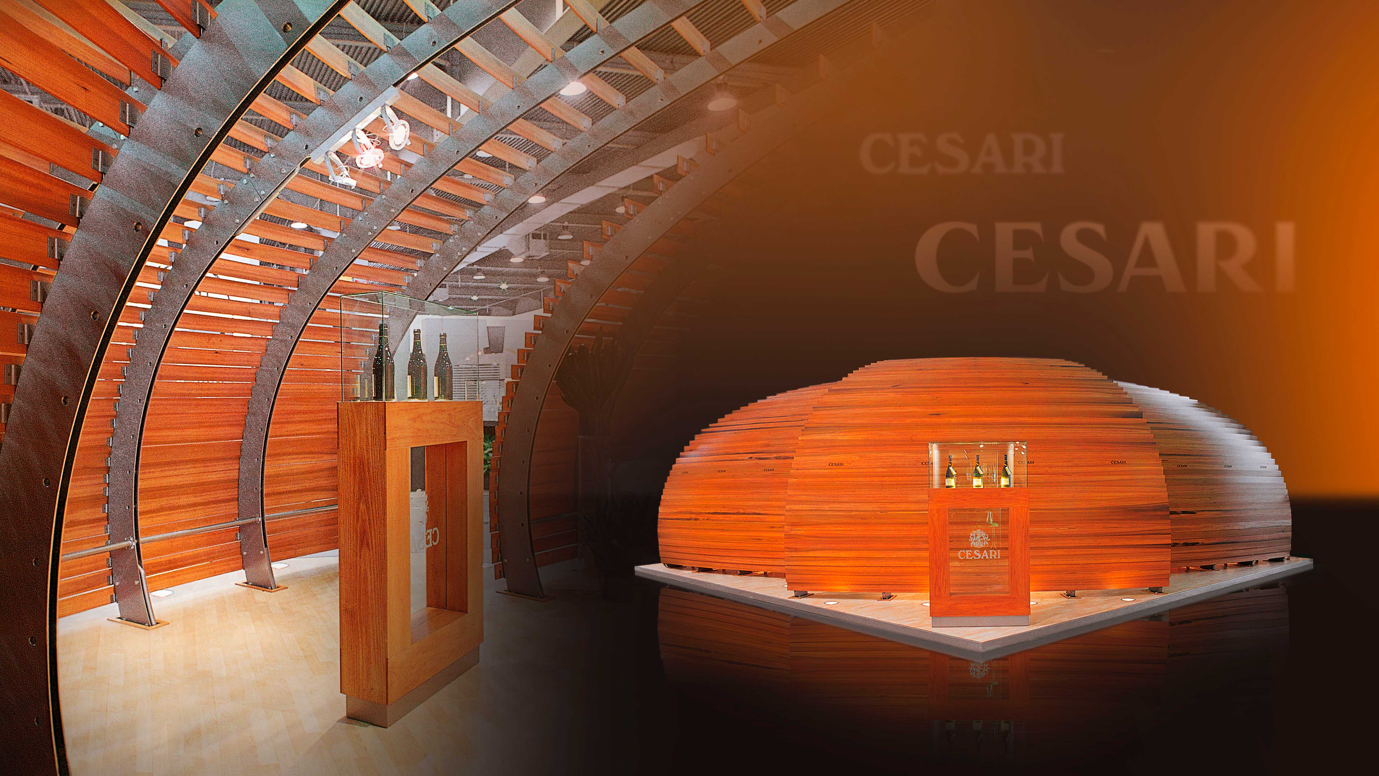 Cesari Stand