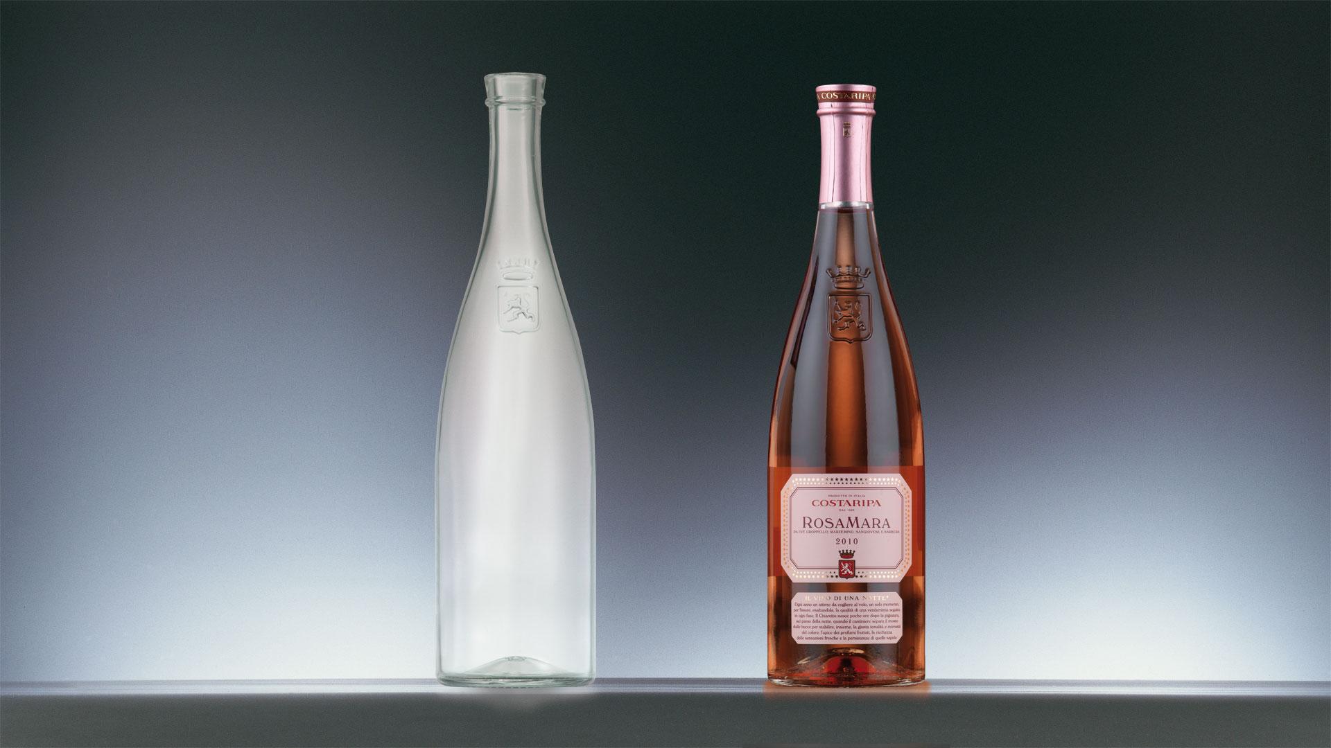 Costaripa bottle design