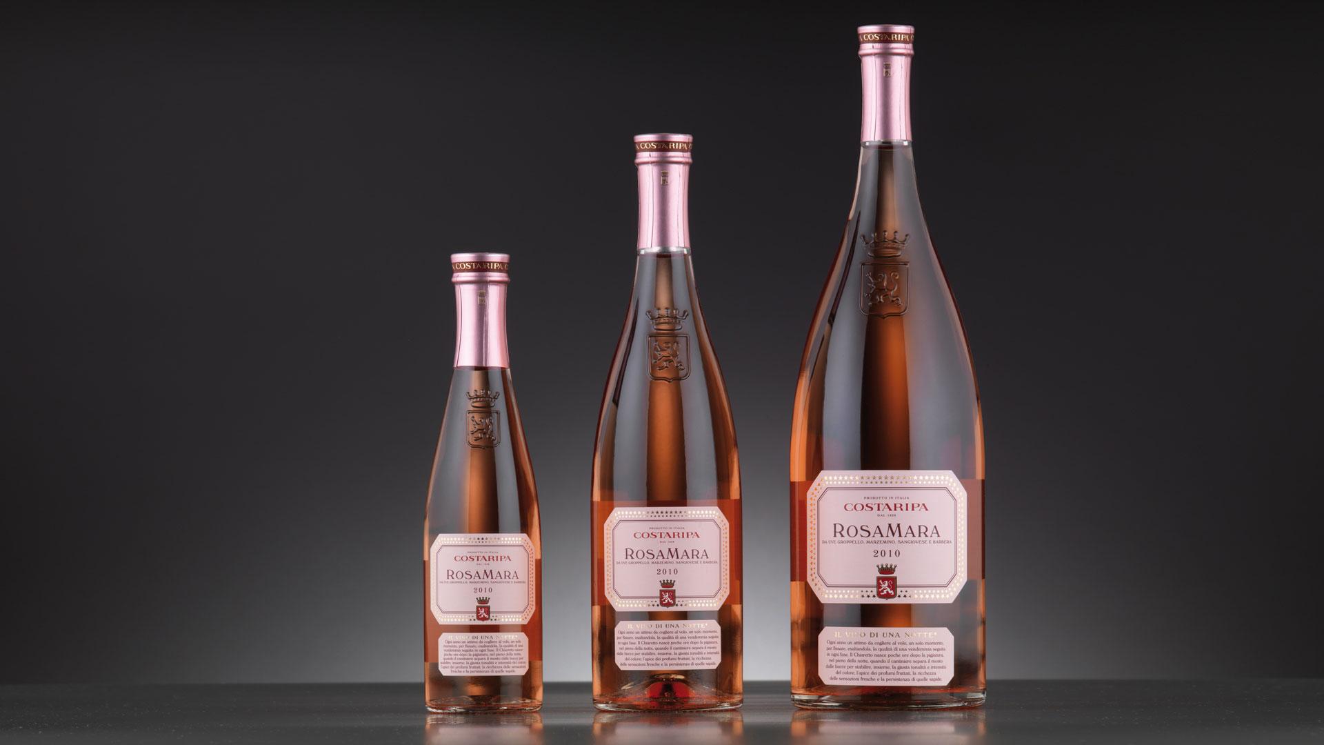 Costaripa Formati bottle design