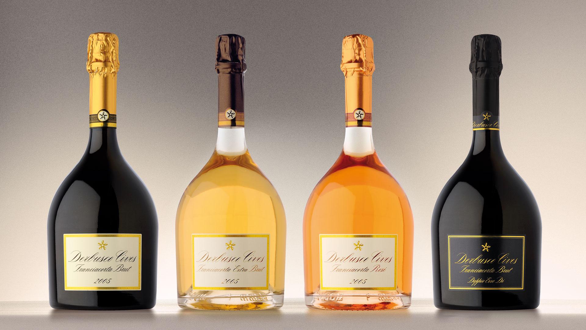 Derbusco Cives bottle design