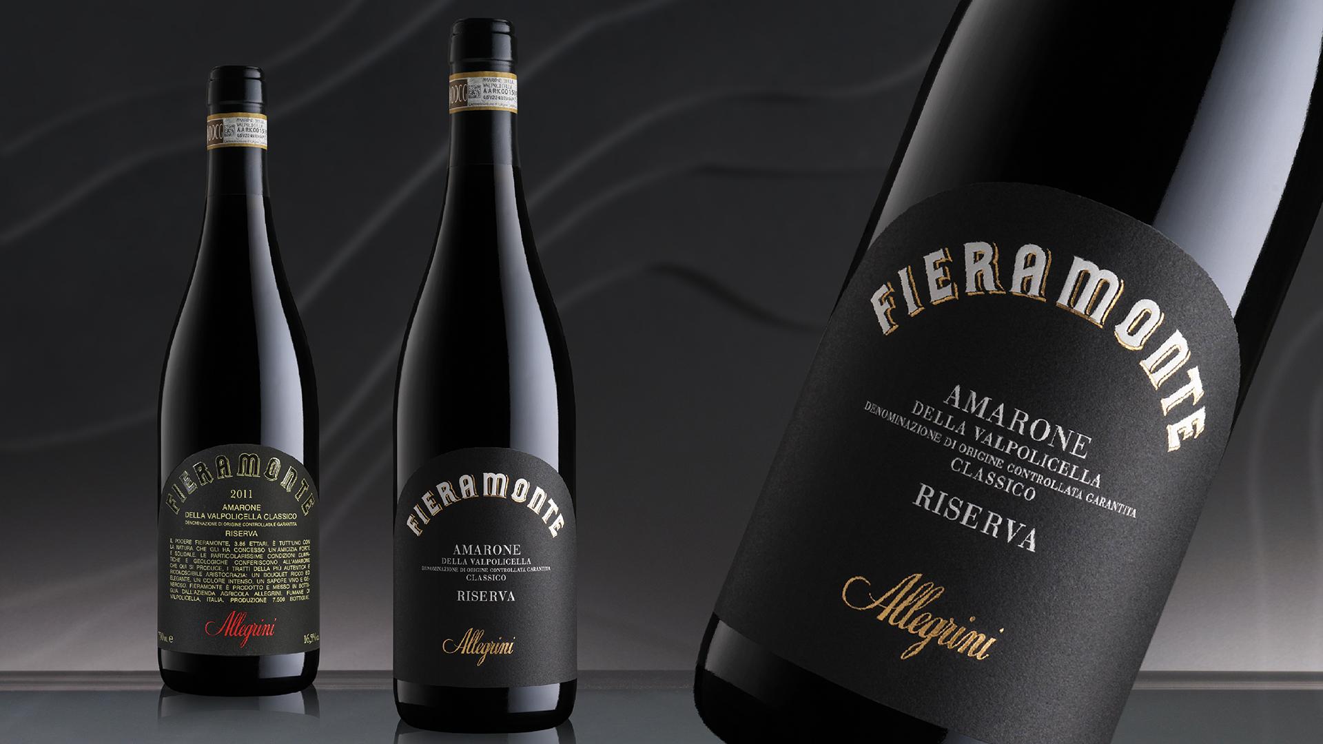 Allegrini Fieramonte restyling