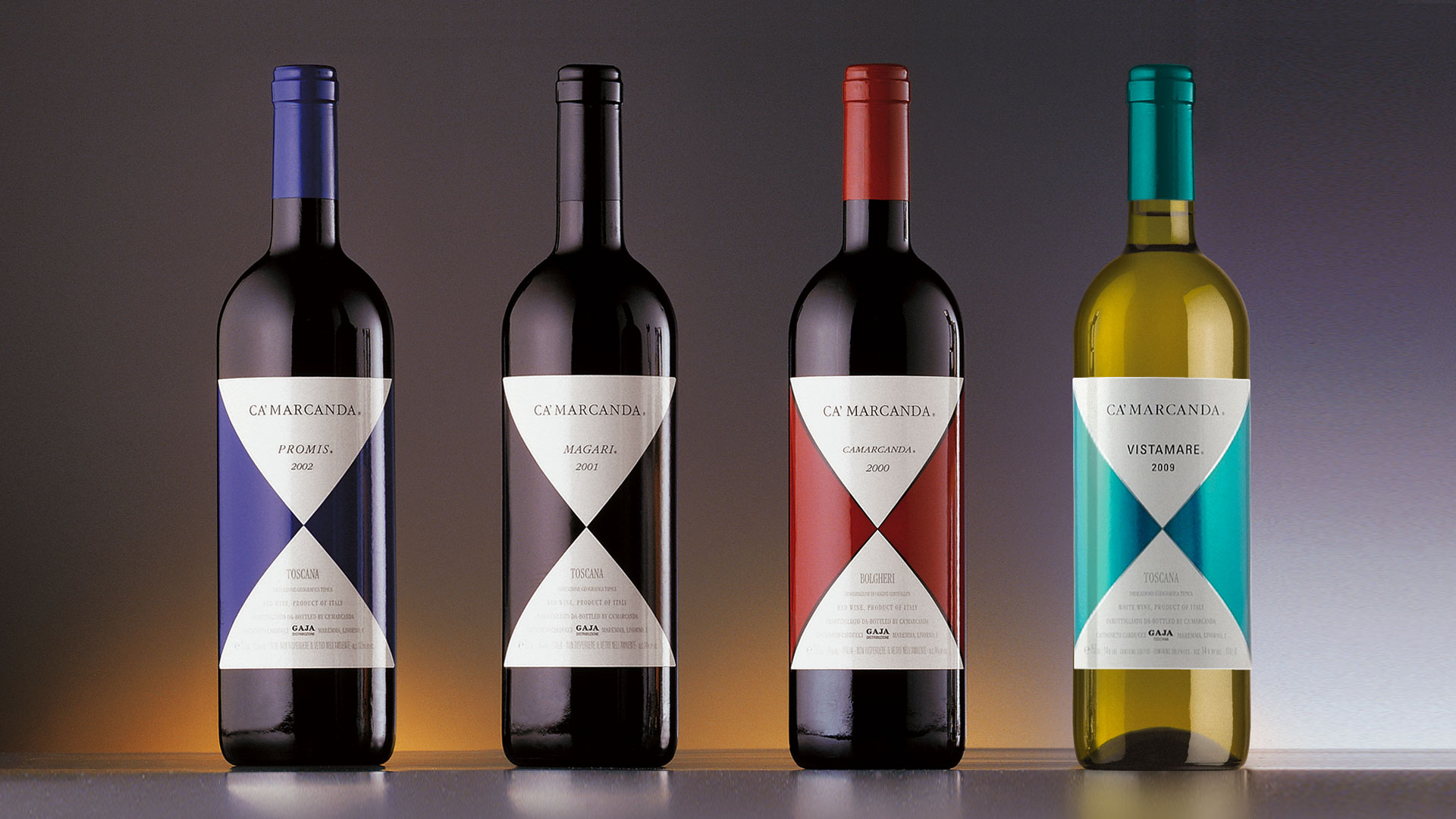 Gaja Linea Ca Marcanda Packaging