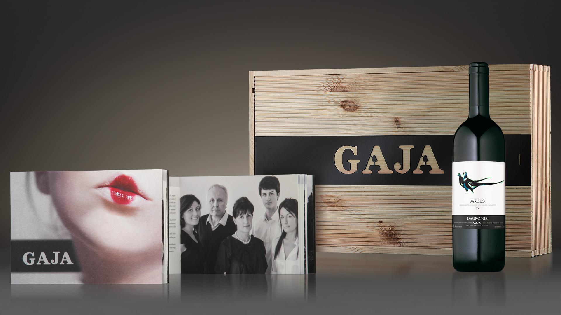 Gaja Secondary Packaging global design