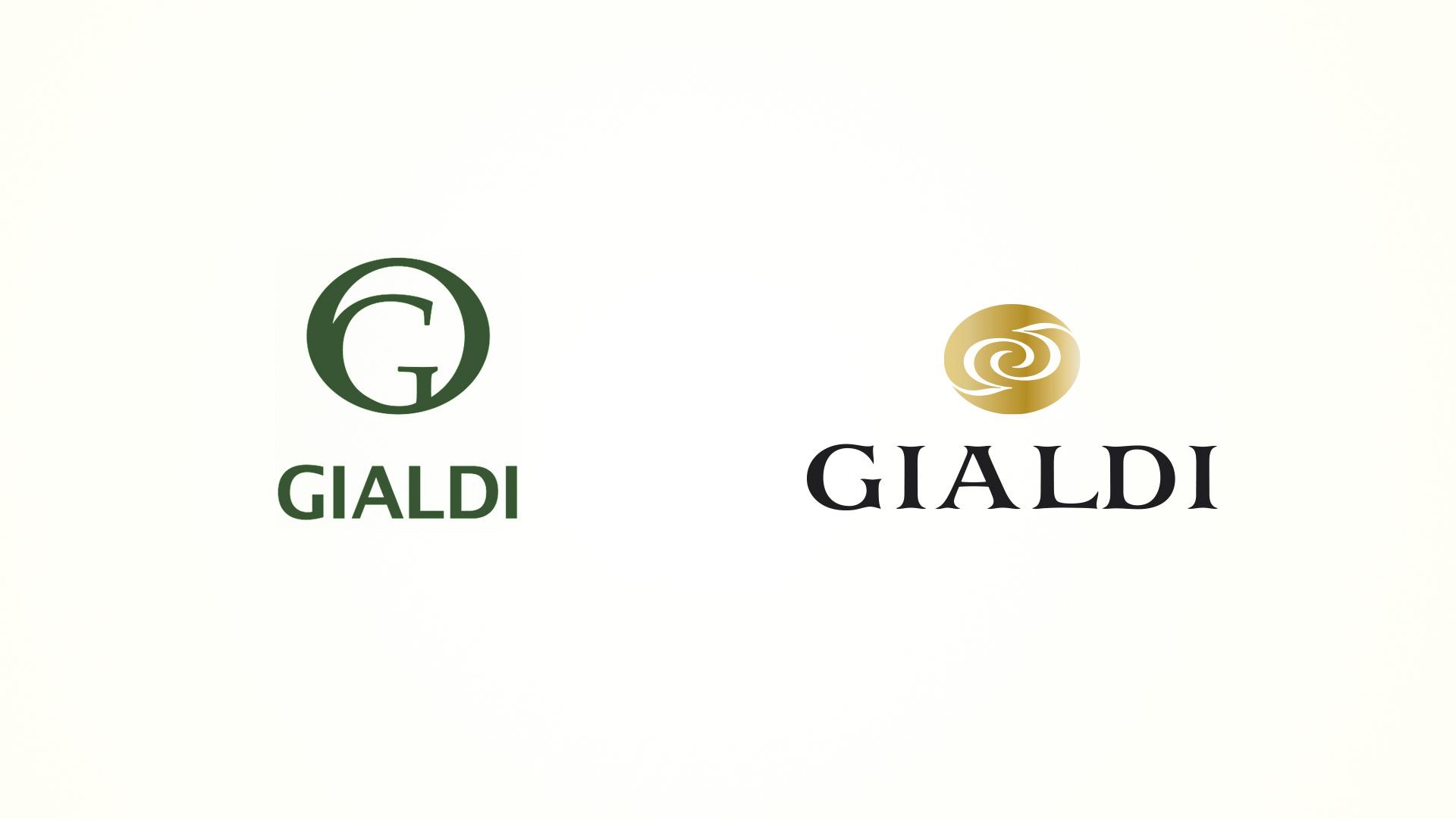 Gialdi Brand restyling