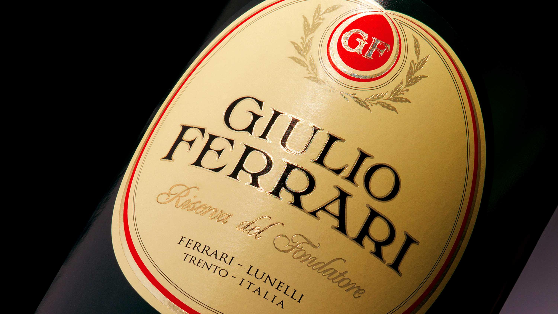 Giulio Ferrari restyling close up