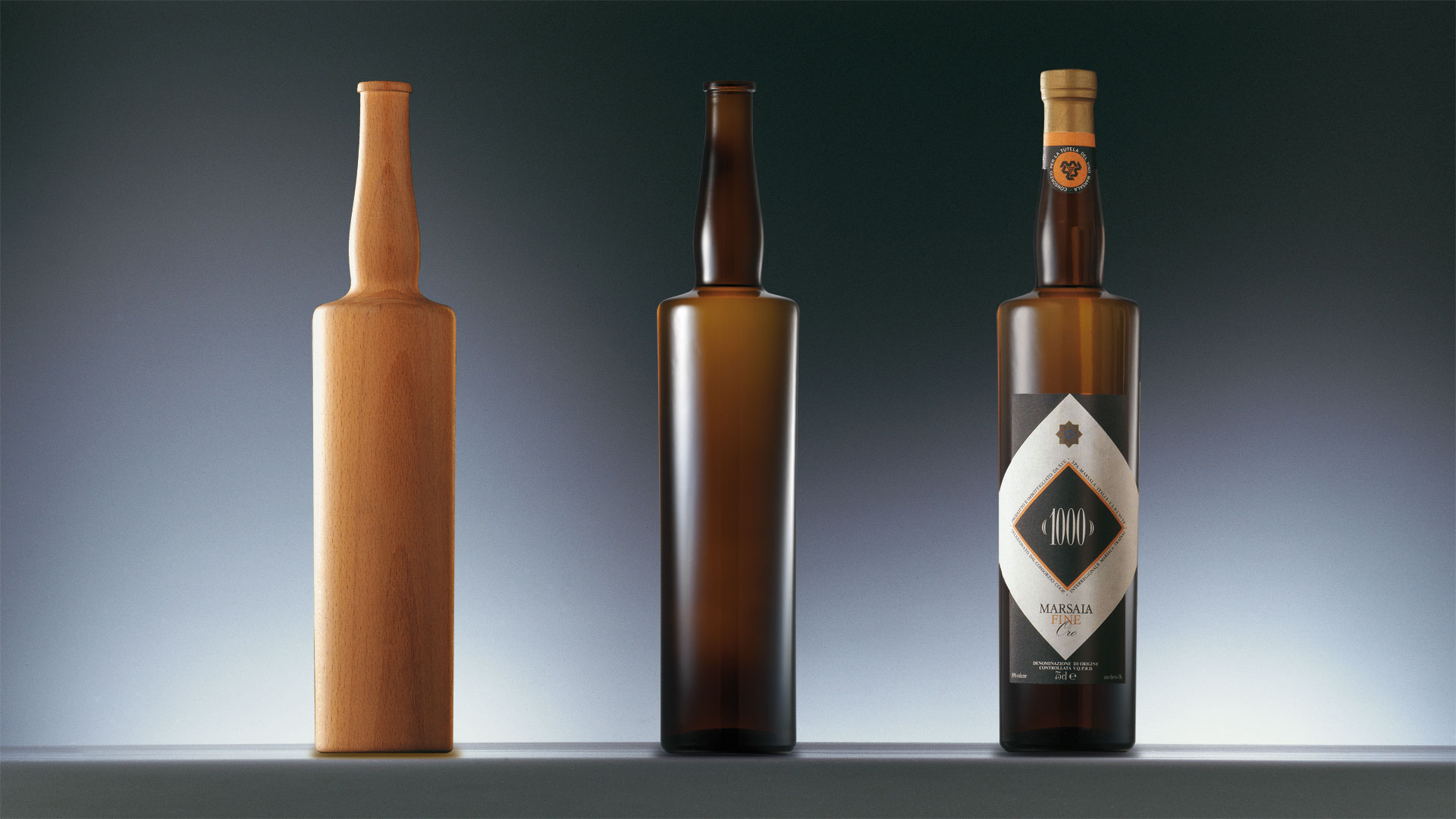 La Cantina dei Feudi bottle design