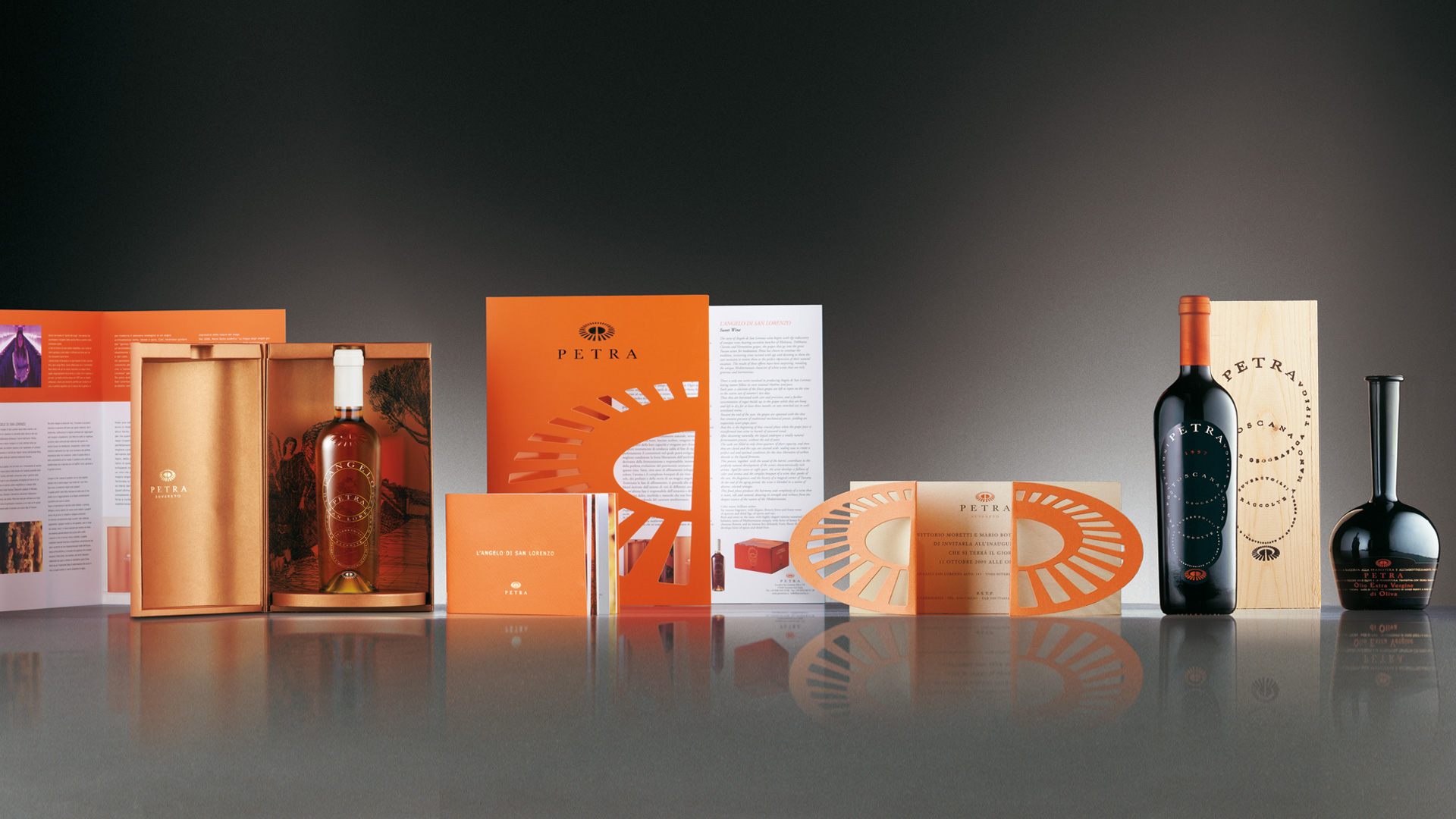 Petra packaging and secondary packaging