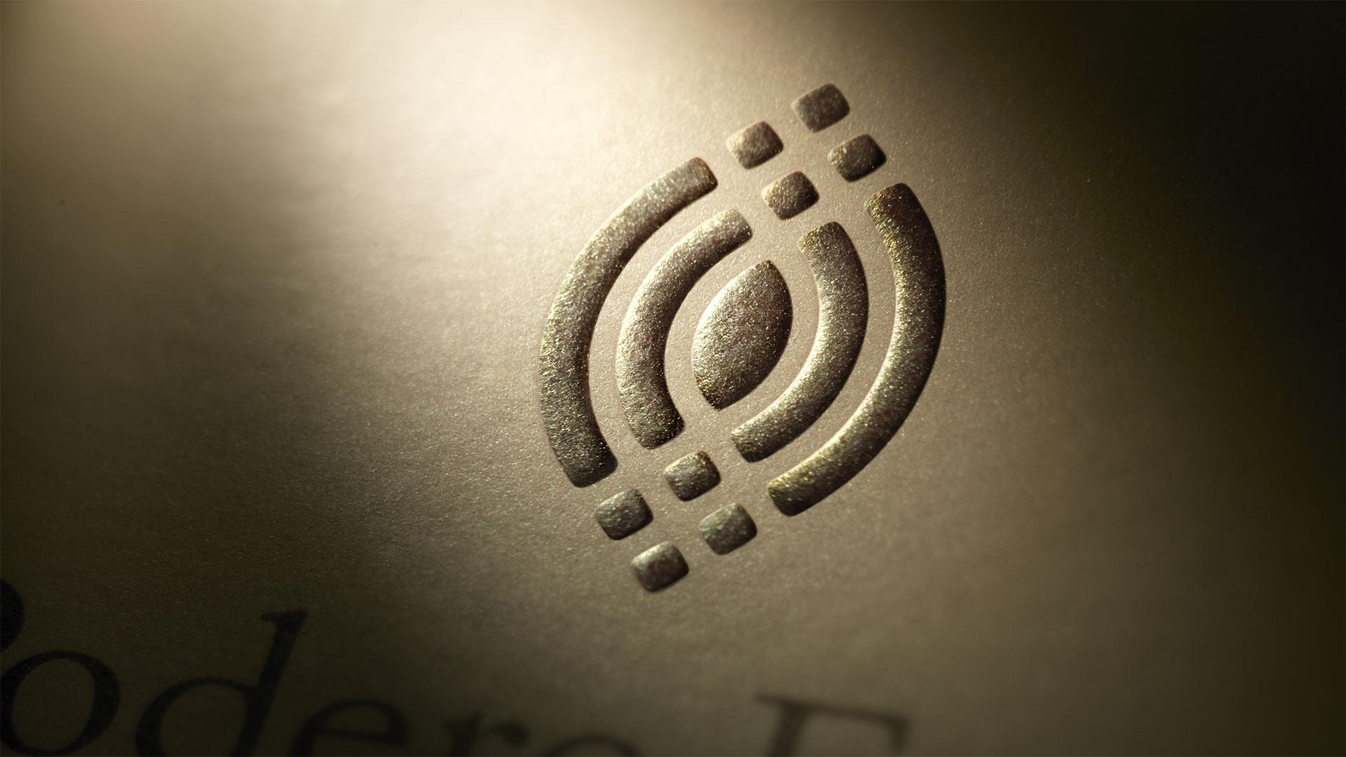 Podere Forte closeup logo