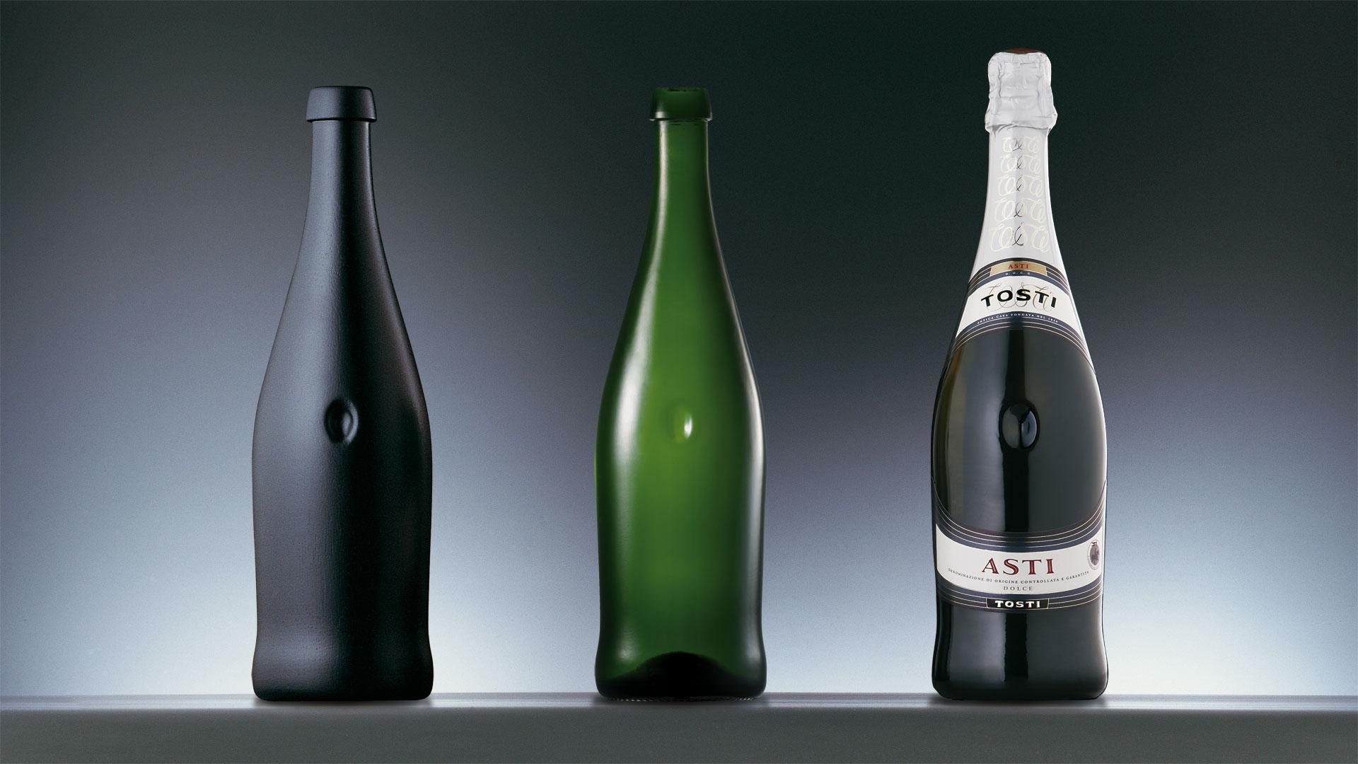 Tosti bottle design
