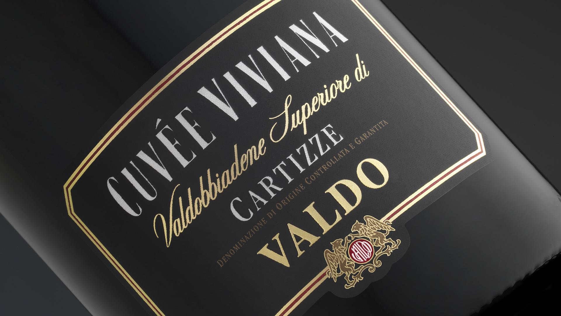 Valdo Cuveè Viviana closeup restyling