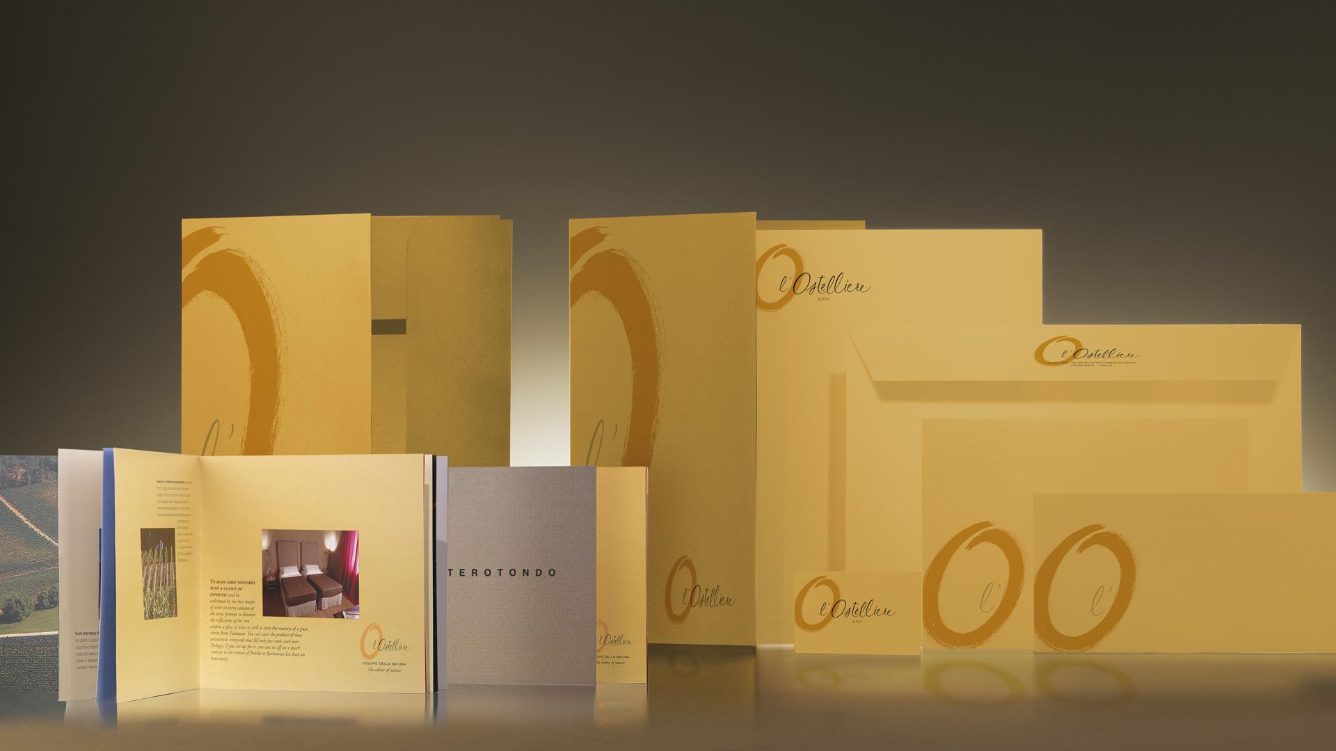 Villa Sparina Ostelliere coordinati global design