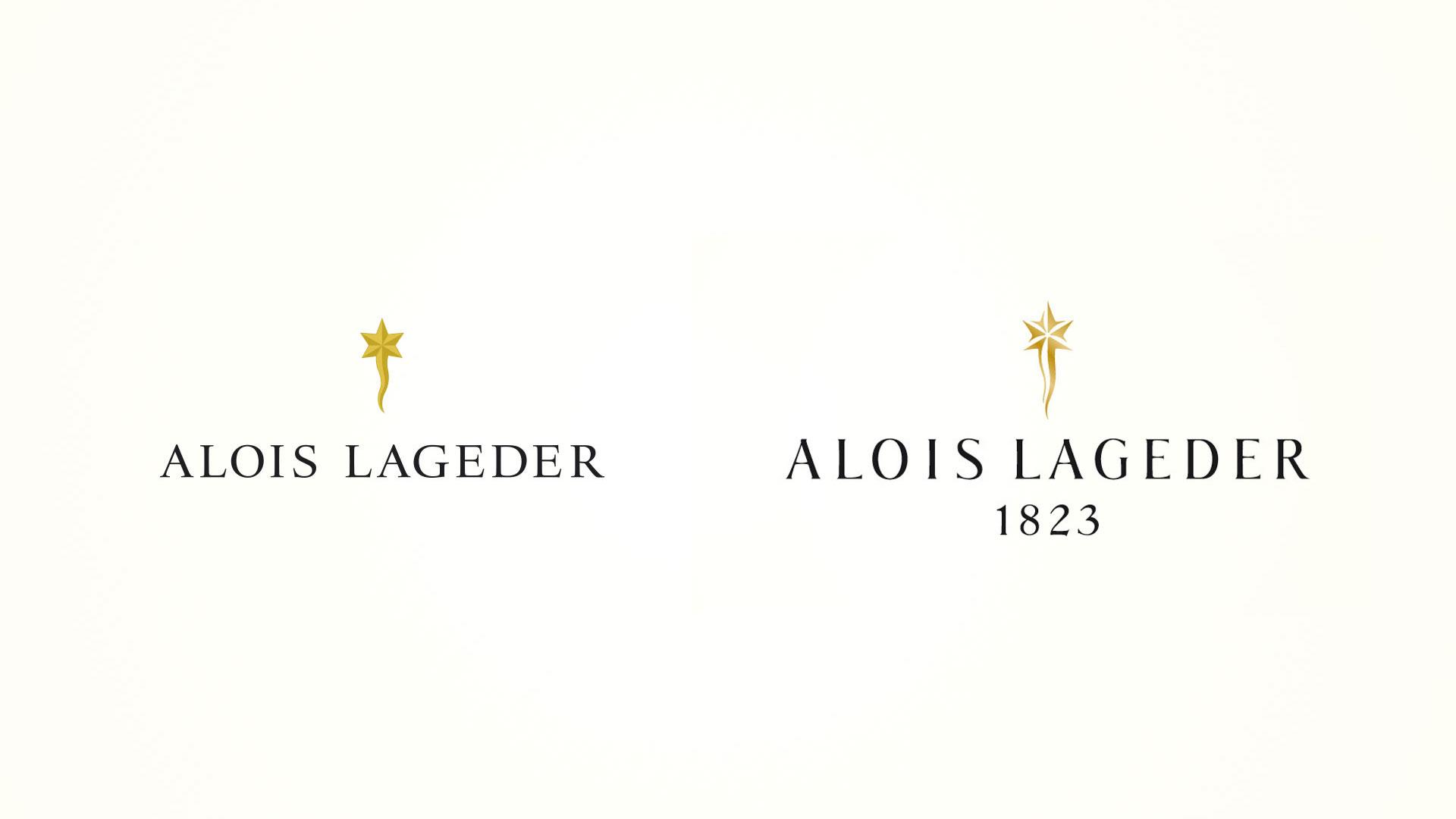Alois Lageder brand restyling