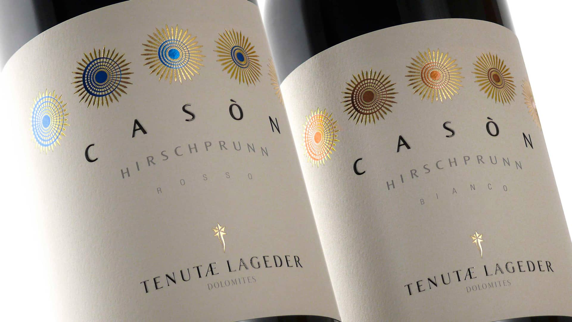 Alois Lageder Cason packaging