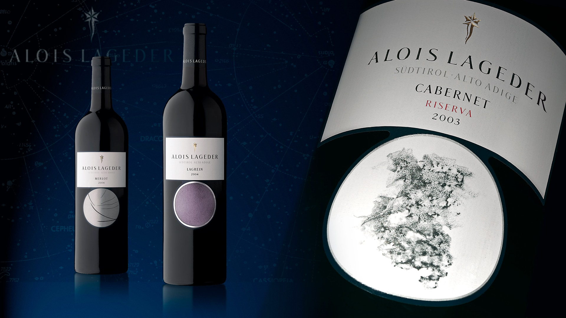 Alois Lageder Comete packaging