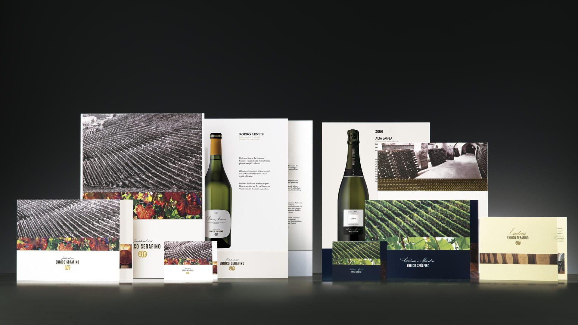 Enrico Serafino coordinati global design