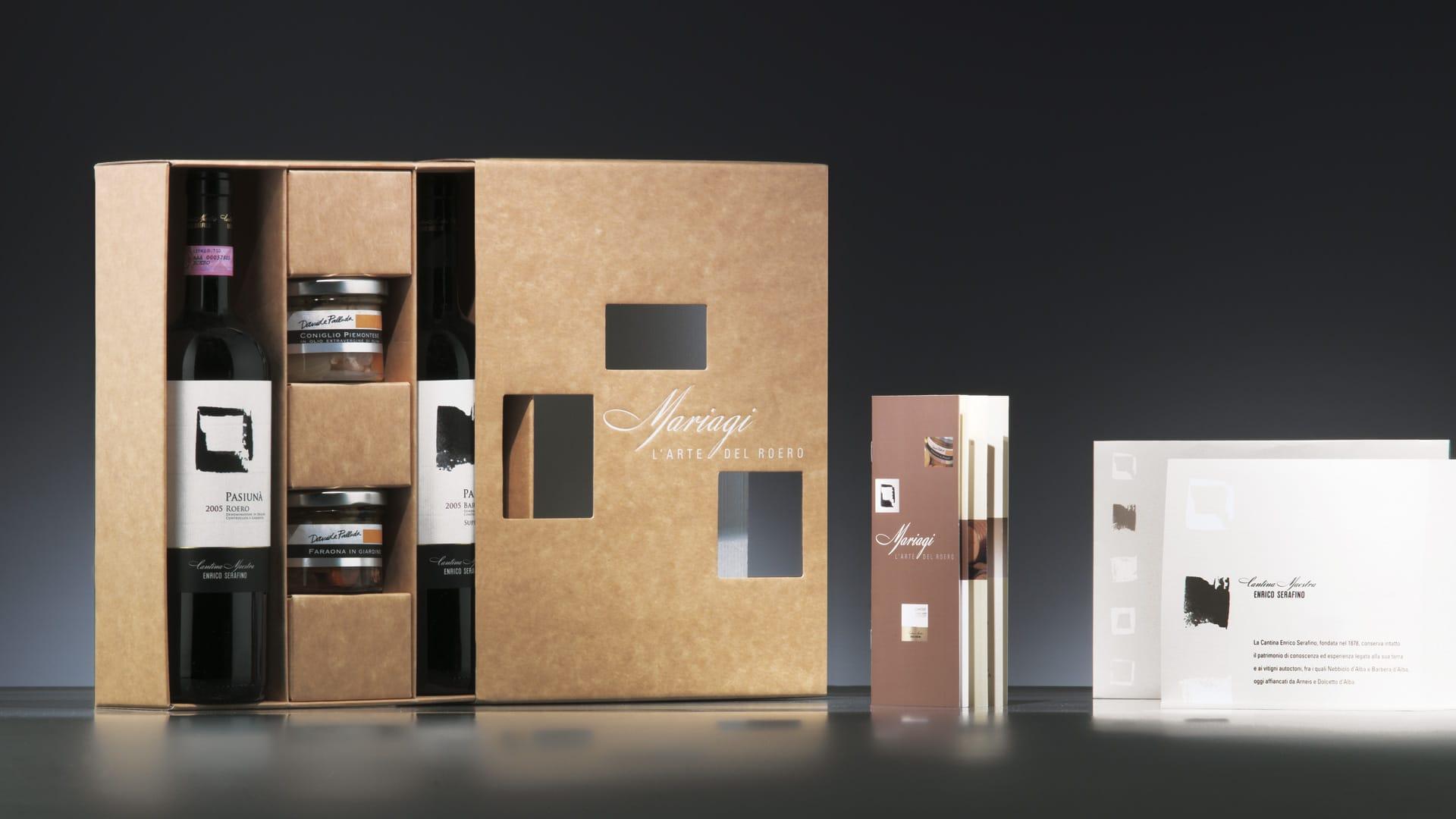 Enrico Serafino Mariagi global design