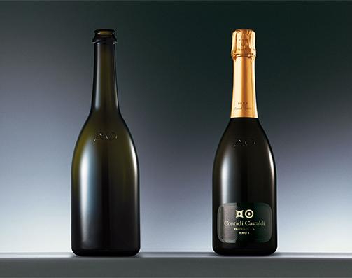 Contadi Castaldi bottle