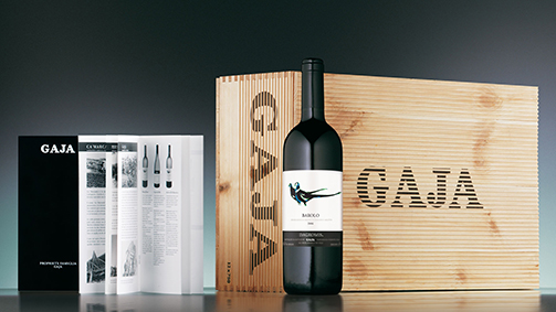 Gaja secondary packaging