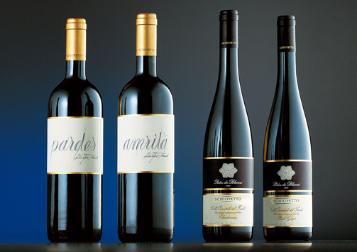 Schiopetto wines