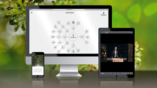 Mirabella web design